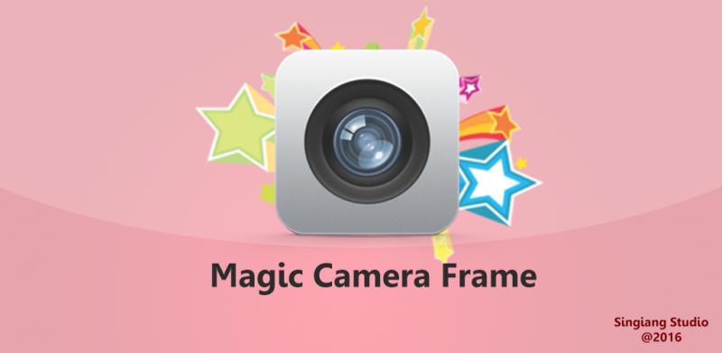 Magic Camera Frame